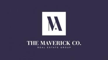 30. The Maverick Co. - Full Logo
